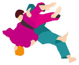 Le Judo/Jujitsu